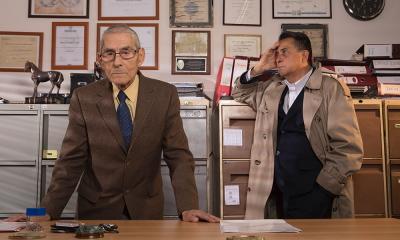 83歳のやさしいスパイ 映画ストーリー1