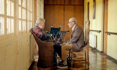 83歳のやさしいスパイ 映画ストーリー4