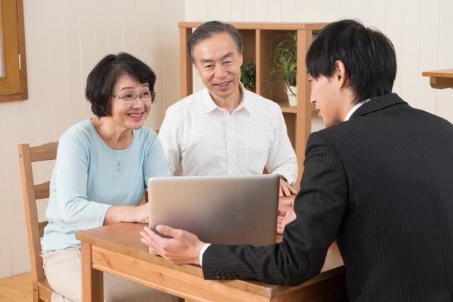 老人ホーム、費用の見積もり