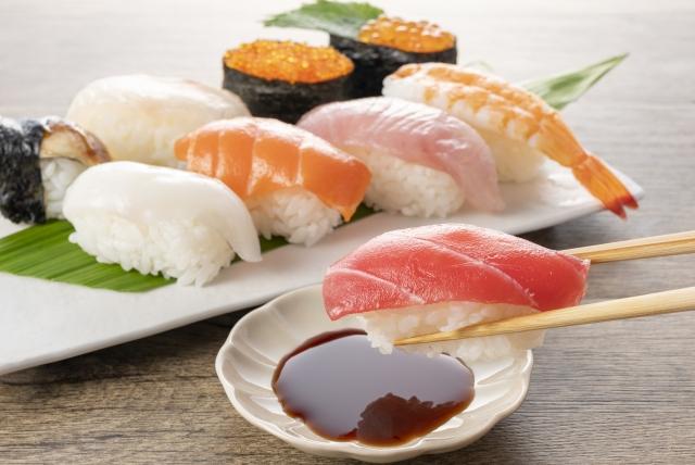 和食 にぎり寿司